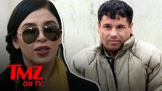 El Chapo's Wife In Talks to Join VH1's 'Cartel Crew' Reality Show | TMZ TV