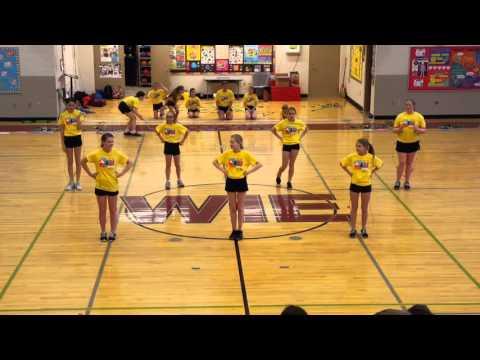 Estill Elite Jumpers- Jump Rope for Heart 2016
