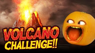 Annoying Orange - The Volcano Challenge!