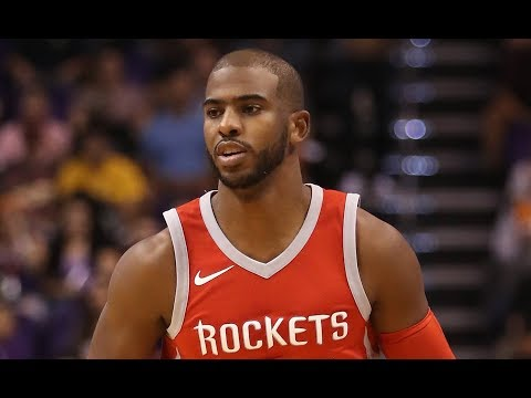 Chris Paul Puts Up Double-Double in his Return | November 16, 2017
