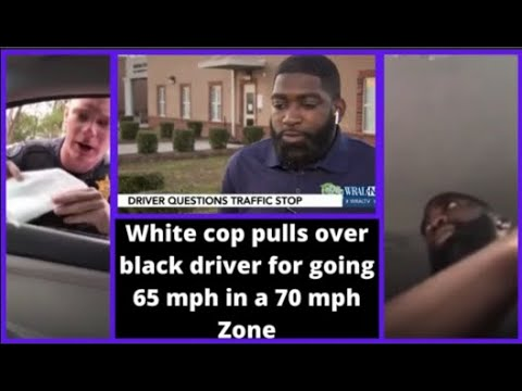 |news|-white-cop-pulls-over-black-driver-for-going-65-mph-in-a-70-mph-zone
