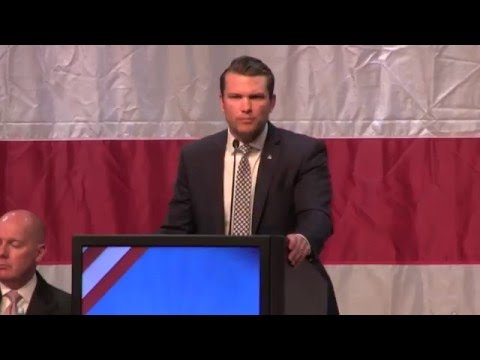Pete Hegseth Of Fox News Addresses MN GOP Convention