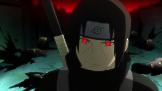 Repeat youtube video The Uchiha Clan AMV - Dark Horse (ROCK version)