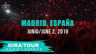 Daddy Yankee - Con Calma Gira/Tour Madrid - España 2019