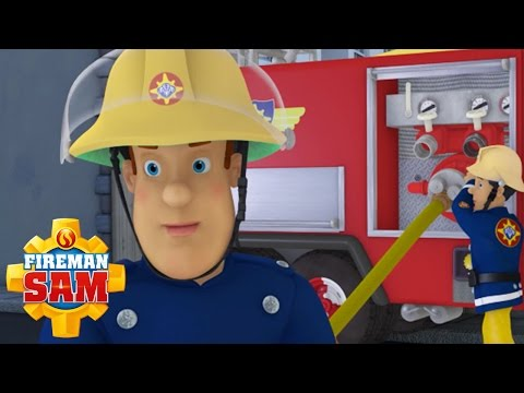 Fireman Sam US Official: Mandy the Mechanic   Learn About Jobs #4