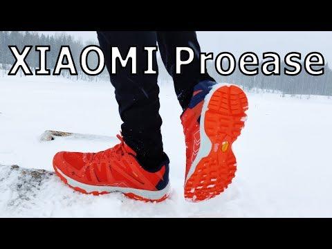 ЛУЧШИЕ ТРЕЙЛОВЫЕ КРОССОВКИ от Xiaomi Mijia Proease I ЭПИЧНЫЕ