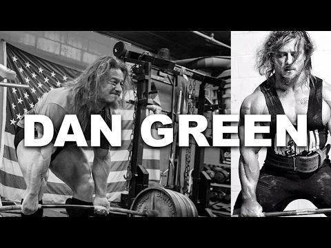 Dan Green  Powerlifting training motivation