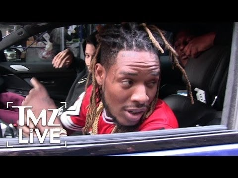 Fetty Wap Robbed | TMZ Live