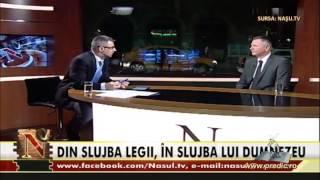 Florin Ianovici - Din slujba legii, în slujba lui Dumnezeu - Emisiune la Naşul TV - www.predic.ro