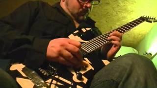 """Guitar Recordings, Benedikt Zimniak, """"The Healer"""" (Mekong Delta) - Album: Intersections 2012"""