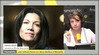 Marseille : la sénatrice Samia Ghali appelle à la vigilance de chacun
