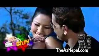 Bisauni »                Anju Panta New Song 2011   Timrai Lagi Jeune Garthe