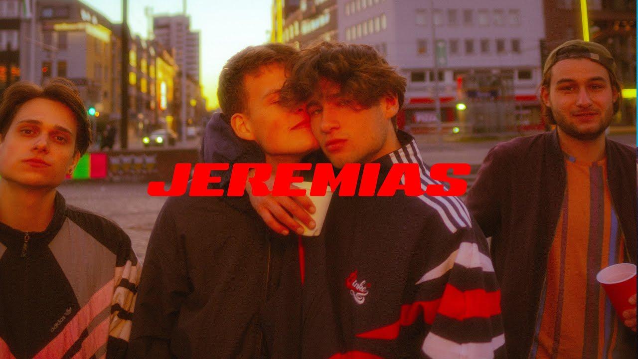 Weekly update: new release from JEREMIAS, unconventional Deutschrap collab