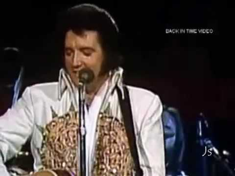 Elvis Presley   Live 1977   Last Concert STEREO HD
