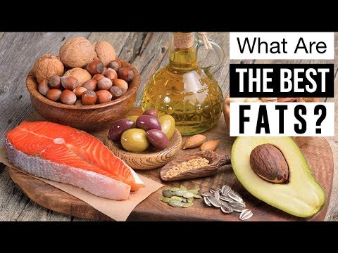 WHAT ARE THE BEST FATS TO USE ON THE KETO DIET