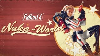 FALlOUT 4 NUKA-WORLD Gameplay Trailer (Xbox One, PS4,PC)