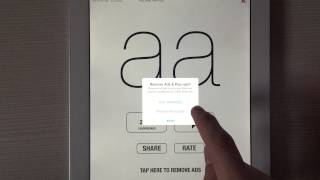 How to remove ADS or skip level on AA iPhone iPad game FOR FREE iOS!!!!!!!