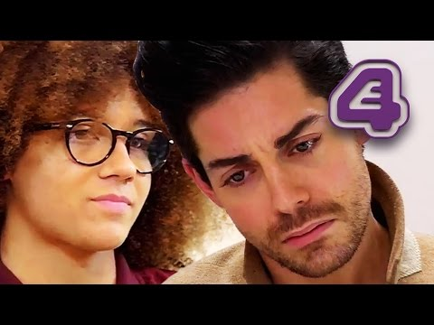 Perri Kiely's Heartbreaking Confession About His Confidence Issues | Celebs Go Dating