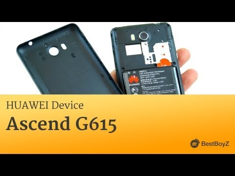 Hands-on: HUAWEI Ascend G615 | BestBoyZ