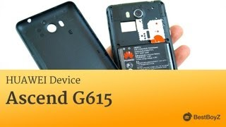 Hands-on: HUAWEI Ascend G615