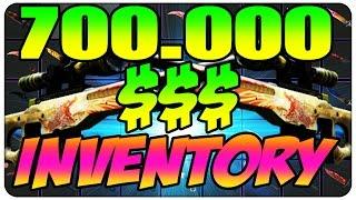 700.000 $ INVENTORY! - Das teuerste Inventar der WELT / the biggest Inventory of the WORLD !