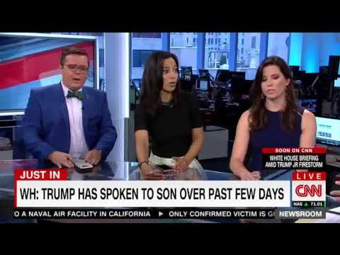 Angela Rye on Trump's Russia scandal