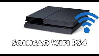 SOLUÇÃO - PS4 conexão Wifi Limite de Tempo - Timeout