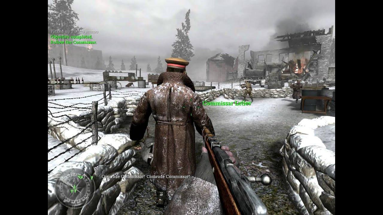 HDCall Of Duty 2