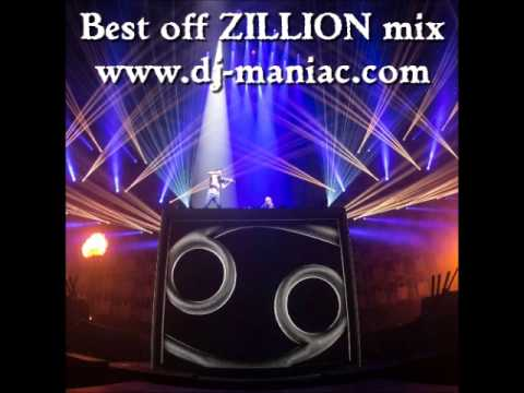 Dj Maniac  -  Best Off Zillion sounds