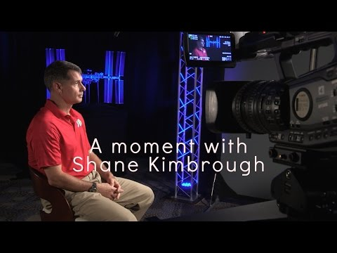 A Moment With Shane Kimbrough