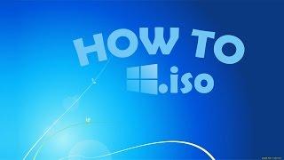 .iso Datei für Win7/8.1/10