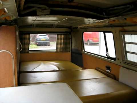 1969 Vw Westfalia Pop Top Camper For Sale Youtube