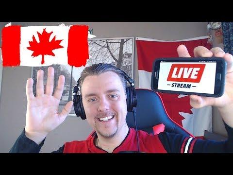 Life in Calgary , Alberta  | Canadian Immigration | Live Stream