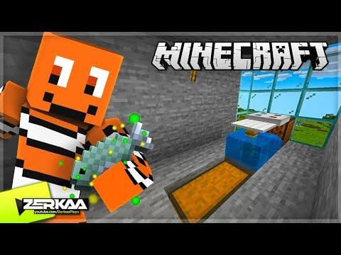 I Built An Auto Fish Farm For UNLIMITED XP & More! (Minecraft #27)