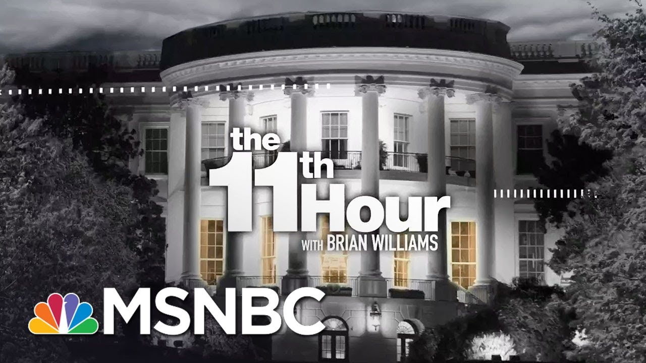 Watch The 11th Hour With Brian Williams Highlights: April 29 | MSNBC