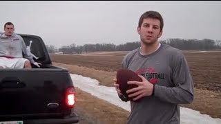Viral Video Quarterback Gets Shot with NFL's Buffalo Bills