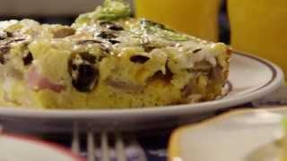 Egg Recipe - Baked Omelet Squares