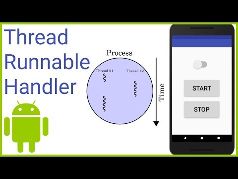 How to Start a Background Thread in Android - YouTube