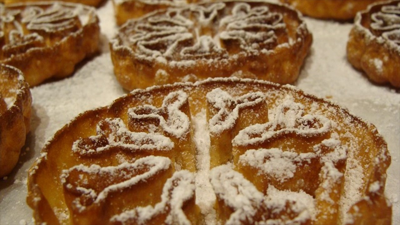 Christmas Norwegian Cookies - YouTube