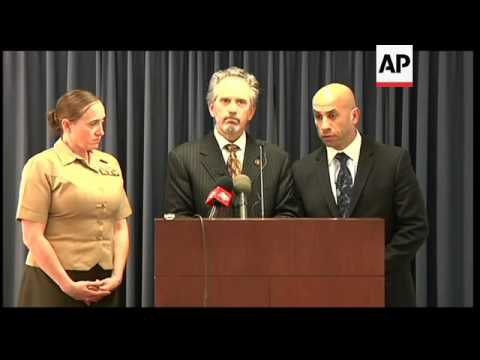 Marine to serve no time in Iraqi killings case, court sketches, reax