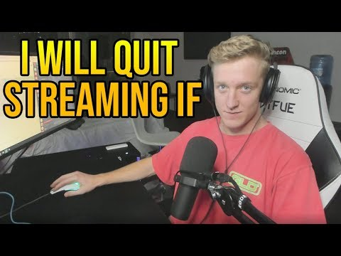 Tfue Will *QUIT* Streaming on Twitch if This Happens