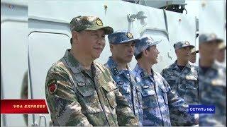 Truyền hình VOA 22/8/18: Trung Quốc đề xuất tập trận thường xuyên với ASEAN