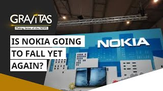 Gravitas: Is Nokia Going To Fall Yet Again?