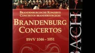 Concerto No. 2 In F Major, BWV 1047