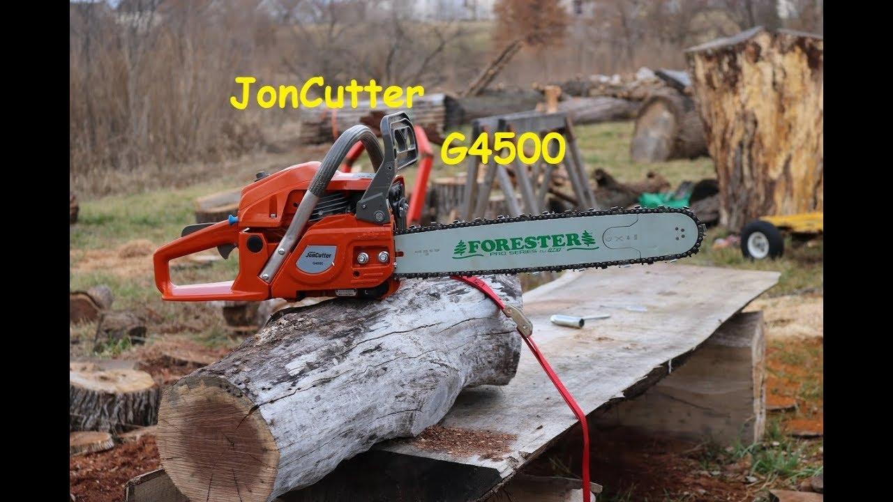 Farmertec JonCutter 4500 UnBoxing