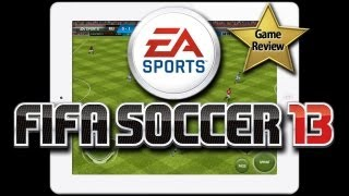 FIFA SOCCER 13 for iPhone/iPad/iPod Touch - REVIEW