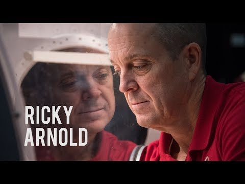 Astronaut Moments with NASA astronaut Ricky Arnold
