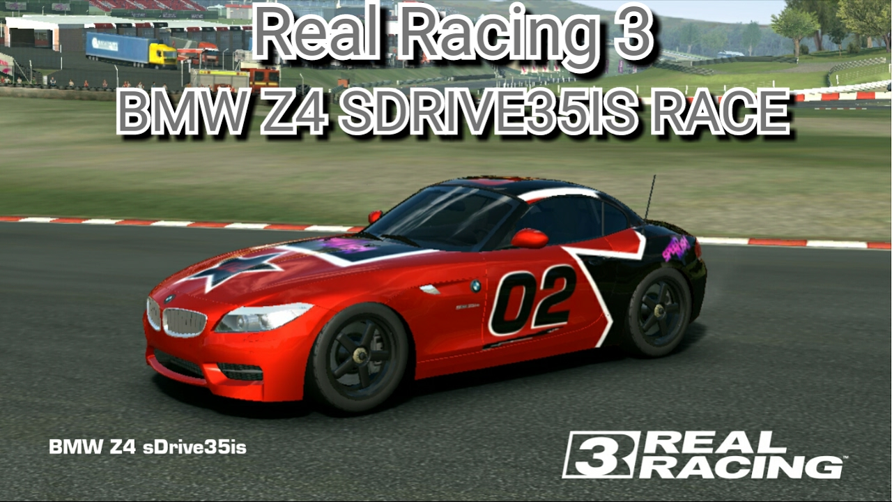 Real racing 3 bmw z4 sdrive35is race
