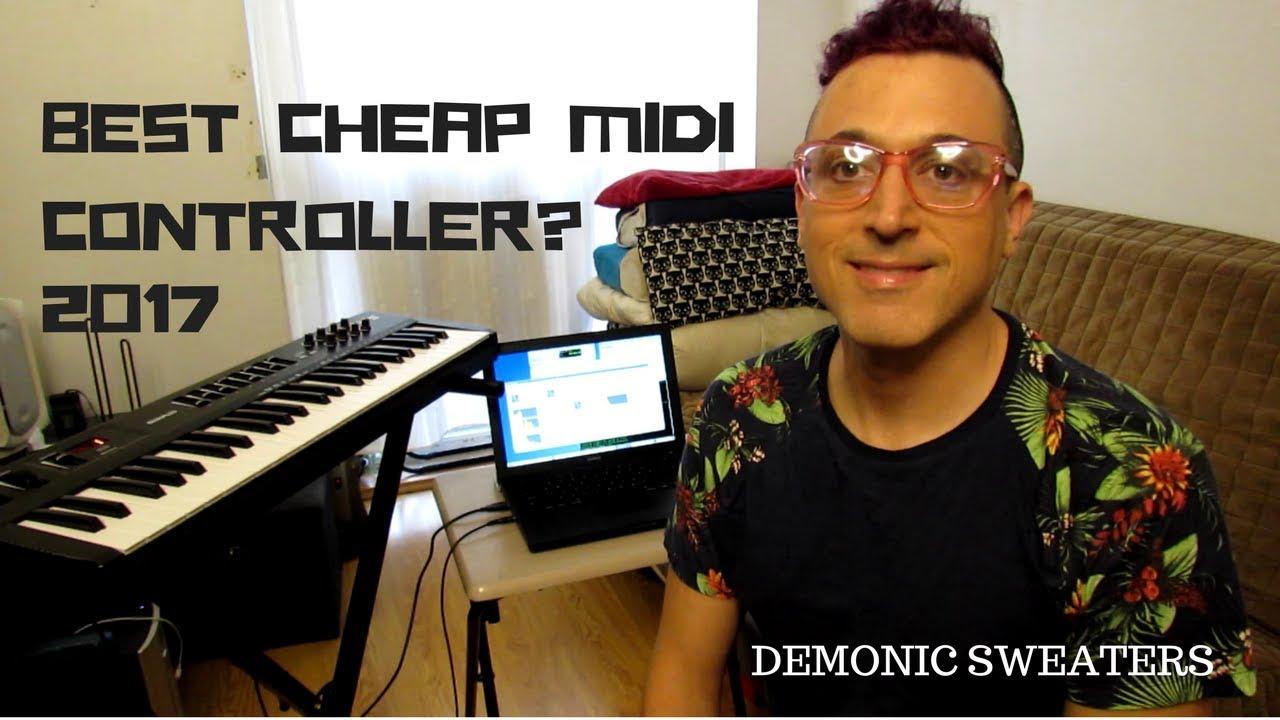 MIDI Keyboard Controller Midiplus EK490