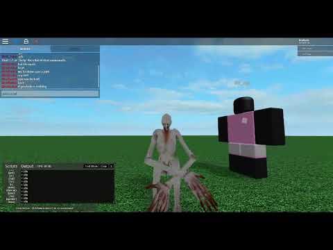 Roblox Script Showcase L Scp 096 Youtube